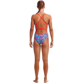 Funkita Strapped In One Piece Swimsuit Jenter fly free